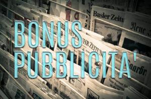 Guida al Bonus Pubblicità 2021